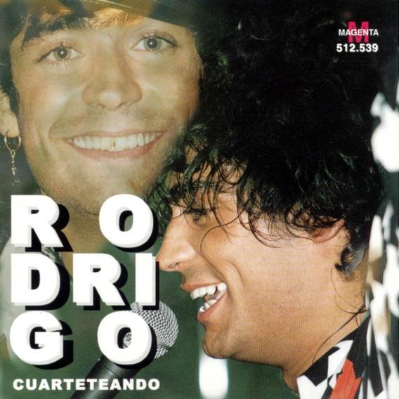 Cd Rodrigo Cuarteteando Usado - Cd103