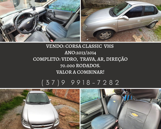 Chevrolet Corsa Classic 2014