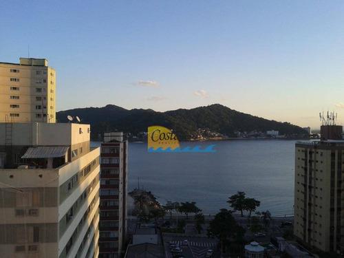 Imagem 1 de 29 de Apartamento Residencial À Venda, Itararé, São Vicente. - Ap14286
