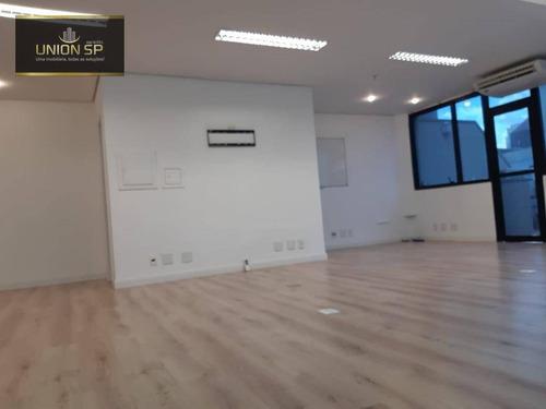 Conjunto À Venda, 87 M² Por R$ 900.000,00 - Brooklin - São Paulo/sp - Cj7215