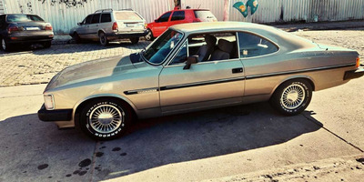Opala Comodoro Coupe 1985 6cc 4.1