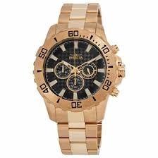 Relógio Masculino Invicta Pro Diver Black Dial Men