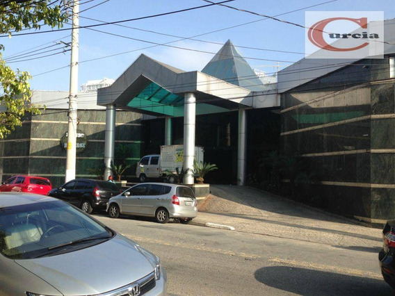 Galpão Chácara Sto Antonio Prox Ao Shopping Morumbi 1500m2 - Ga0016