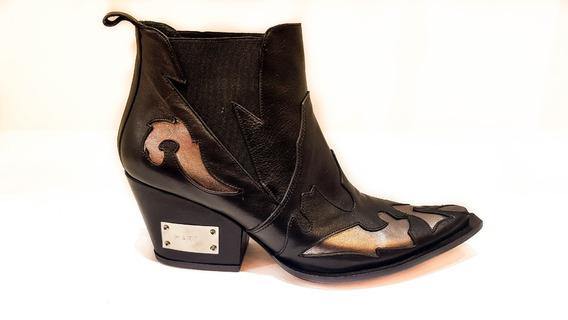 Calzados De Mujer Luciano Marra Botas 6490