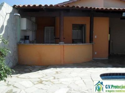 Casa Para Temporada Em Caldas Novas, Beira Lago - 8388