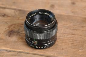 Lente M42 Fujica 50mm Ebc
