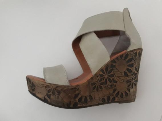 Zapatos Nazaria Como Nuevos