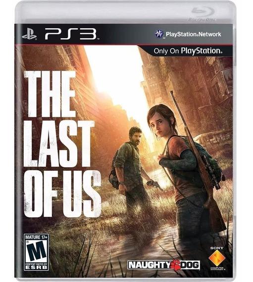 The Last Of Us - Mídia Física Ps3, Pronta Entrega!