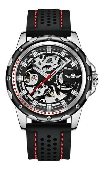Relógio Masculino Winner Automático Esportivo Promoção Novo