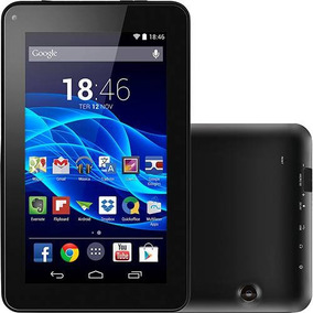 Tablet Multilaser M7s 8gb Wi-fi 7 Android 4.4 Quad Core 3g