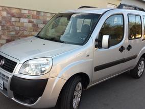 Fiat Doblo 1.4 Atractive Ano 2015 *07 Lugares 49milkm