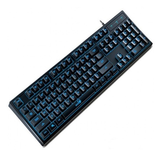 Teclado Genius Inteligente Scorpion K6 Gamer