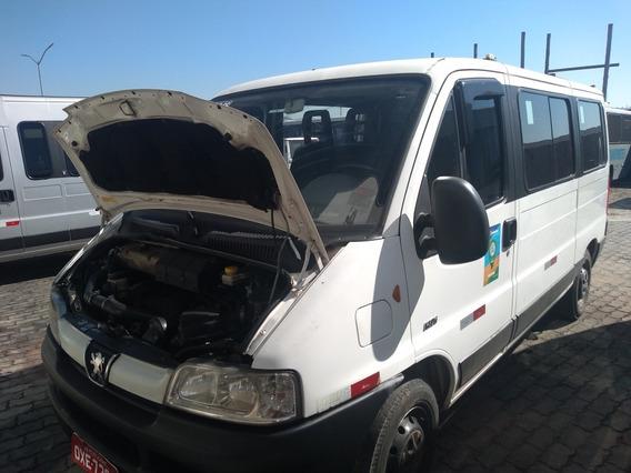 Peugeot Boxer Minibus 2.3 Hdi 330m Médio 15l 5p 2014