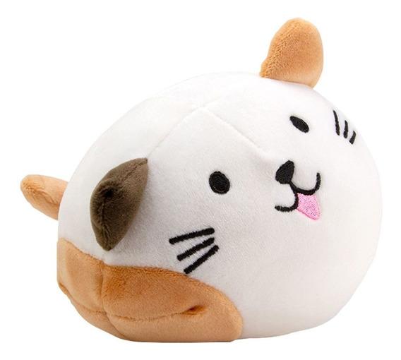 Bola Gatinho De Pelúcia - Brinquedo Cachorro E Gatos