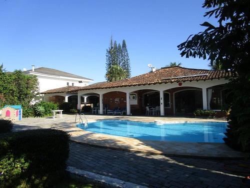 Casa Residencial À Venda, Acapulco, Guarujá - Ca1803. - Ca1803