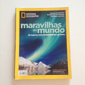 Revista National Geographic 189a 2015 Maravilhas Do Mundo C2