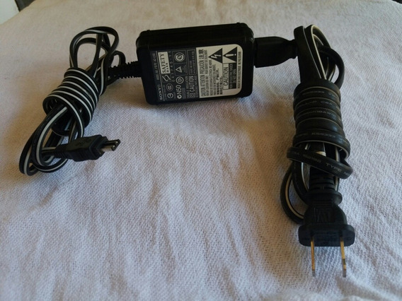 Fonte Original P/ Câmera Sony Div.modelos Semi-novo