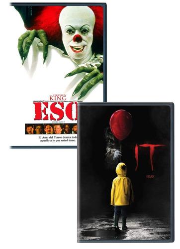 It Eso 1990 / It Eso 2017 Stephen King Peliculas Dvd