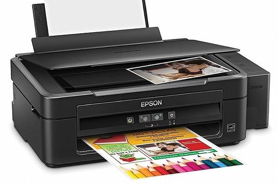 Impressora Epson L220 Com Defeito Na Placa Logica