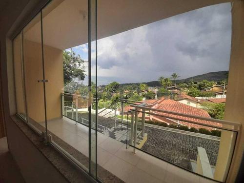 Sobrado Com 3 Dormitórios À Venda, 142 M² Por R$ 435.000,00 - S F Praia - São Sebastião/sp - So0327
