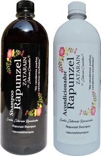 Shampoo Y Acondicionador Rapunzel Zatarain