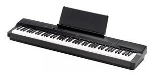 Teclado Casio Px160 P Digital Privia 88 Teclas Pesadas Negro