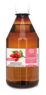 Aceite De Rosa Mosqueta 100% Puro Y Natural Prensado 250ml