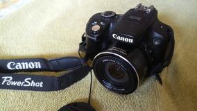 Camera Digital Canon Sx50hs Video Youtube Fotografia