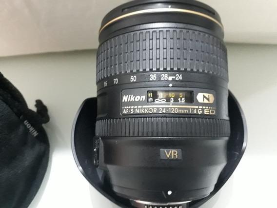 Lente Nikon 24-120mm