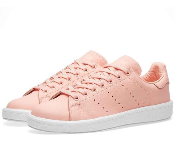 Tenis adidas Originals Stan Smith Boost Hombre No. By2910