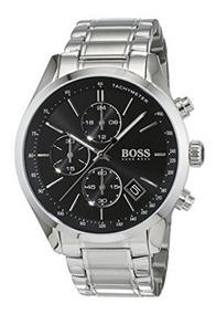 Relógio Masculino Hugo Boss Grand Prix 1513477 Completo