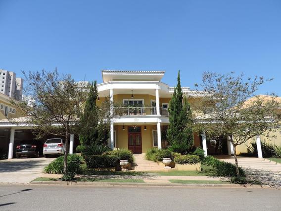 Sobrado Com 4 Dormitórios À Venda, 550 M² Por R$ 2.500.000,00 - Condomínio Tivoli Park - Sorocaba/sp - So2054