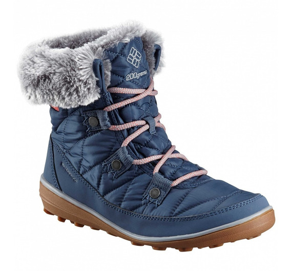 Bota Nieve Mujer Impermeable Columbia Heavenly Shorty