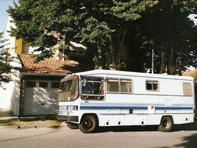 Motorhome Ford Con Perkins 6 1986