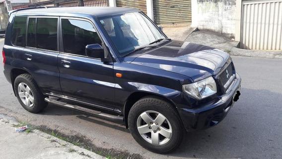 Urgente Mitsubishi Pajerotr4, Ano 2004, 4x4, 2.0, Completa