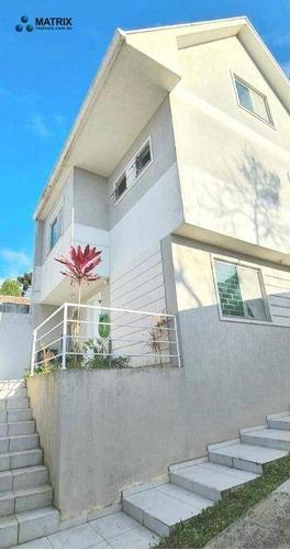 Sobrado Com 3 Dormitórios À Venda, 111 M² Por R$ 420.000,00 - Bairro Alto - Curitiba/pr - So0530