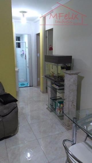 Apartamento 2 Dorms, Reformado, 43m² Em Guarulhos. - Ap0786