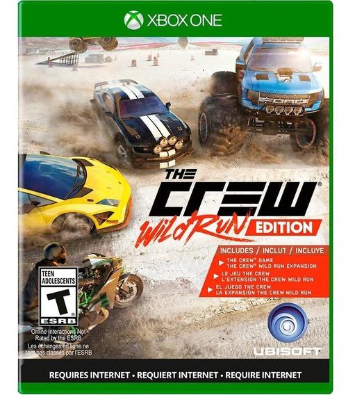 Game The Crew Wild Run Xbox One - Pronta Entrega