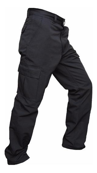 Pantalon Cargo Antidesgarro Policia Seguridad Tactico Moda
