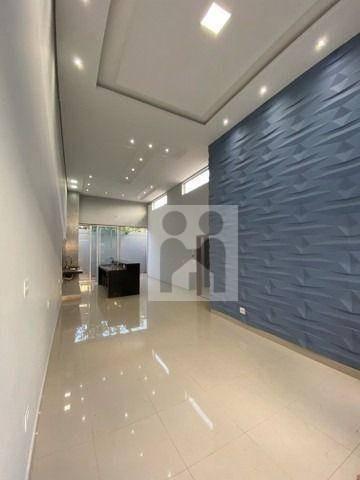 Imagem 1 de 6 de Casa Com 3 Dormitórios À Venda, 138 M² Por R$ 450.000,00 - Bonfim Paulista - Ribeirão Preto/sp - Ca0643