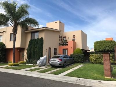 Casa En Renta Puerta Real Queretaro Rcr200305-gm