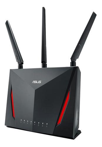 Router Gaming Asus Ac2900 Gigabit Rt-ac86u