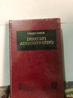 Libro De Derecho Administrativo De Gabino Fraga Porrúa Nuevo