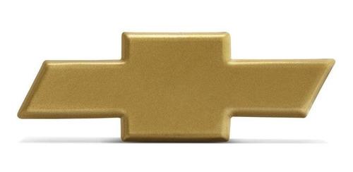 Emblema Chevrolet Gravata Dourada Porta-malas Celta 07 A 11