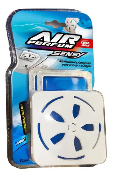 Air Perfum Sensy Aromatizante Para Autos