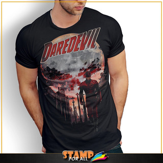Camiseta Demolidor Daredevil Hell