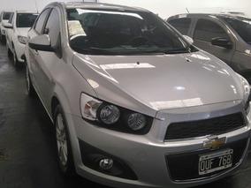 Chevrolet Sonic 1.6 Lt Mx 4 P (ch) Anticipo Y Cuotas