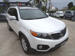 Kia Sorento Ex 2.4l 4x2 At 7 Asientos 2012