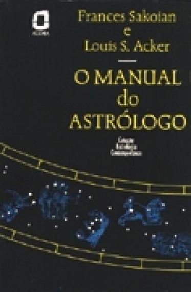 Manual Do Astrologo, O - Summus