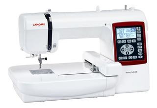 Janome Mc 230e Bordadora + Software Perla 8800